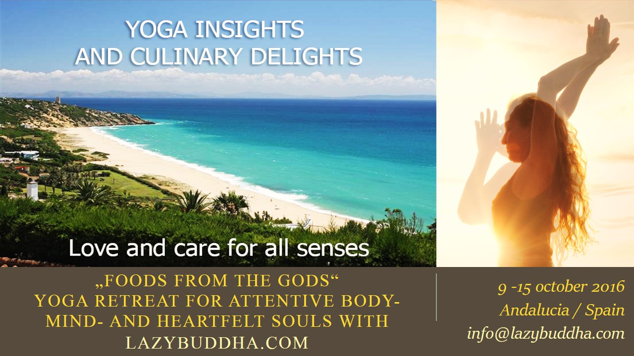 yoga insights culinary delights